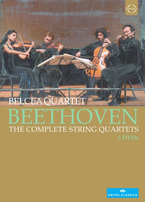 Beethoven: The Complete String Quartets [Video]