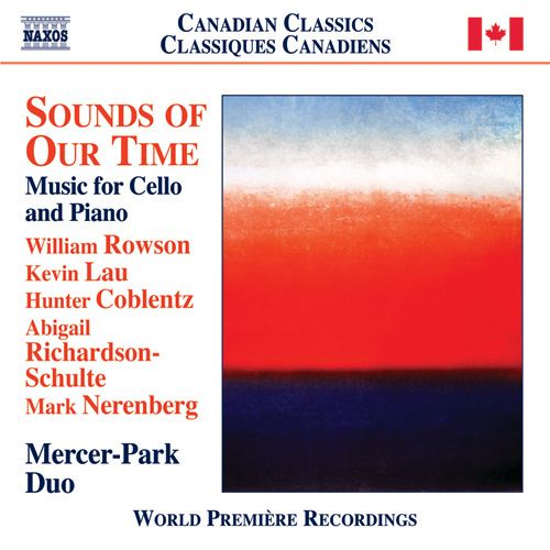 Sounds of Our Time: Music for Cello and Piano