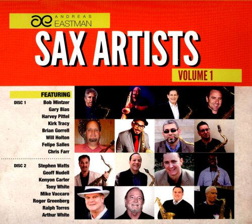 Sax Artists, Vol. 1