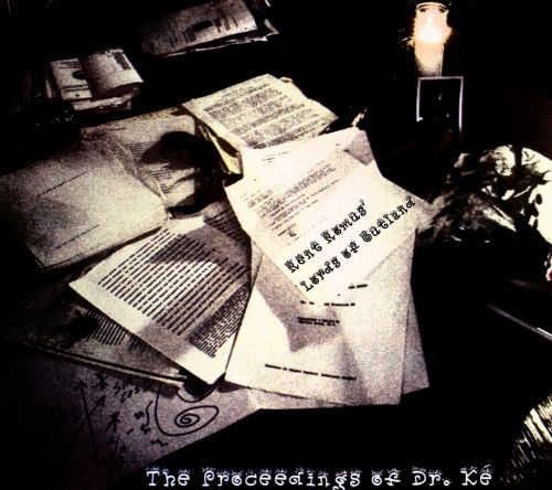 The Proceedings of Dr. Ké