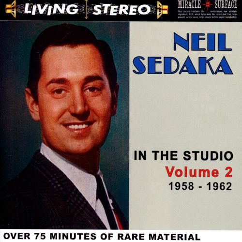 In the Studio 1958-1962, Vol. 2