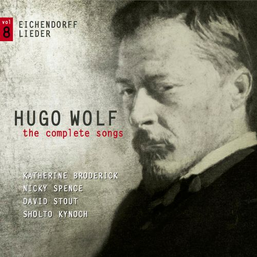 Hugo Wolf: The Complete Songs, Vol. 8