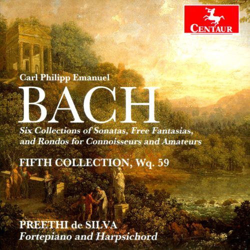 Carl Philipp Emanuel Bach: Fifth Collection, Wq. 59