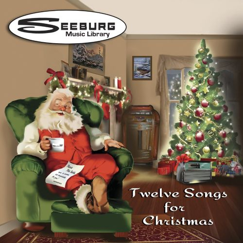 Seeburg Music Library: Twelve Songs for Christmas