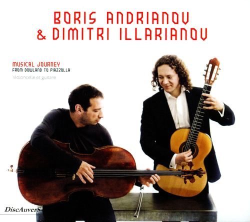 Musical Journey from Dowland to Piazzolla