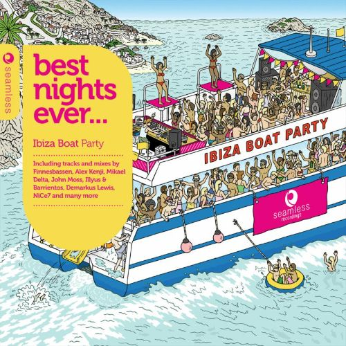 Best Nights Ever: Ibiza Boat Party