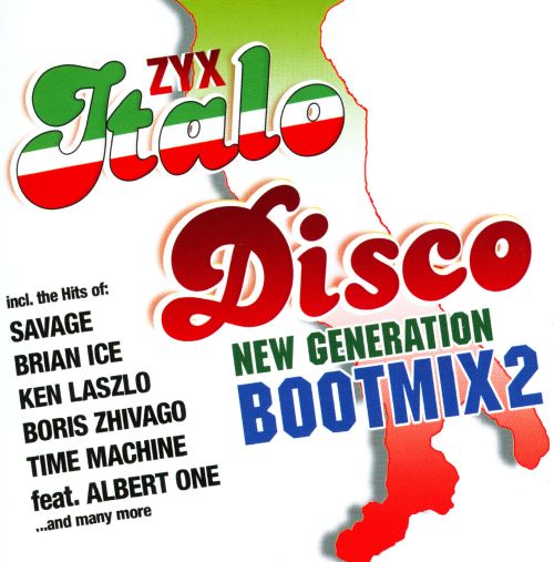 Italo Disco New Generation Boot Mix, Vol. 2