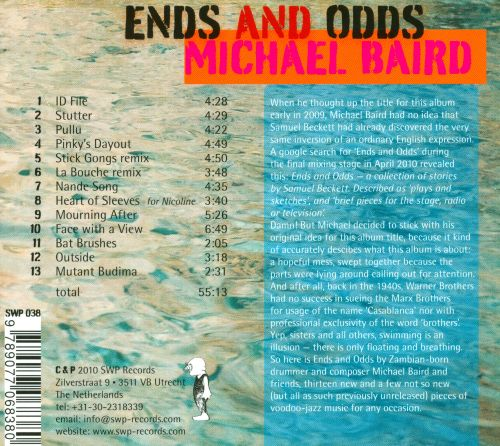 Ends and Odds