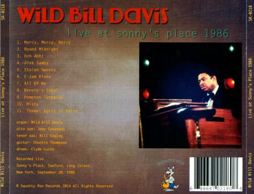Live At Sonny's Place: 1986