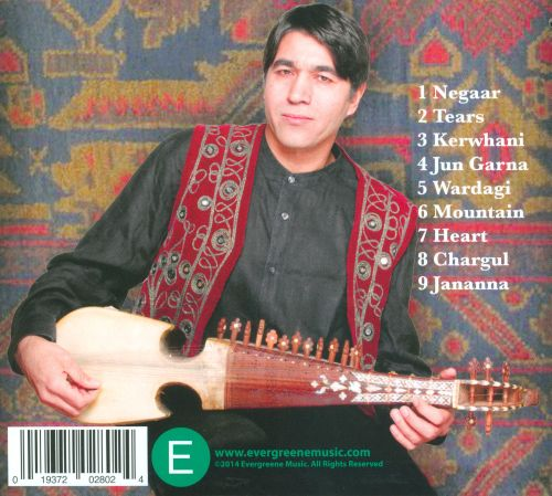 Mountain Melodies: Rubab Music of Afghanistan