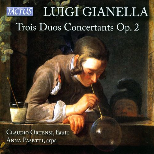 Luigi Gianella: Trios Concertants