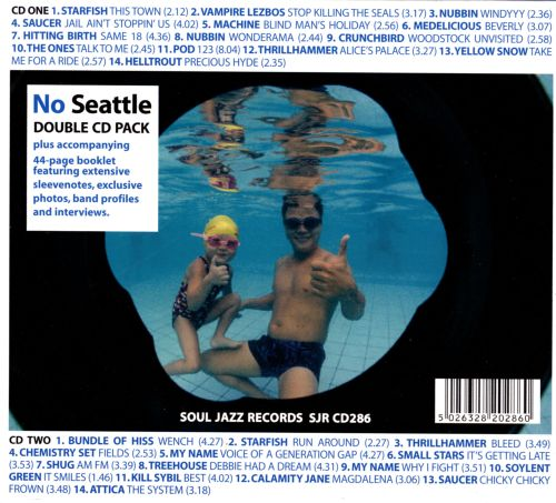 No Seattle: Forgotten Sounds of the North-West Grunge Era 1986-97