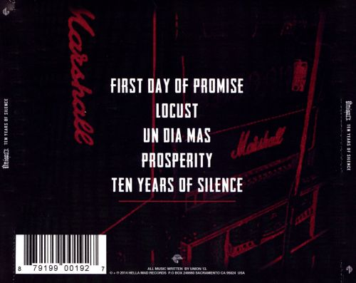 Ten Years of Silence