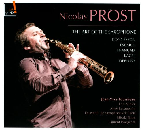 The Art of the Saxophone