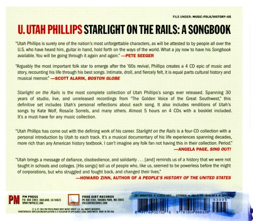 Starlight on the Rails: A Songbook