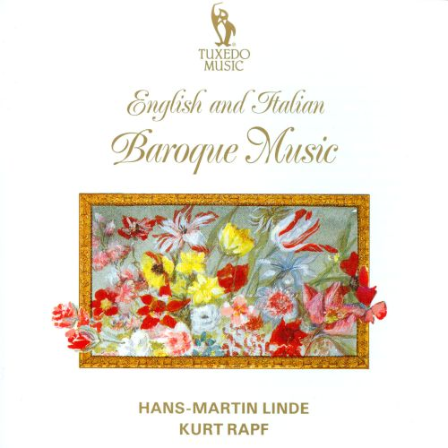 English and Italian Baroque Music