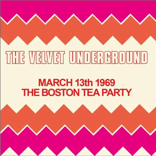 Boston Tea Party, March 13, 1969