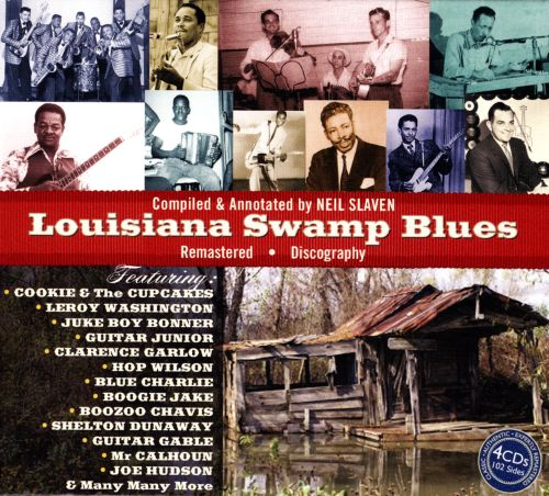 Louisiana Swamp Blues