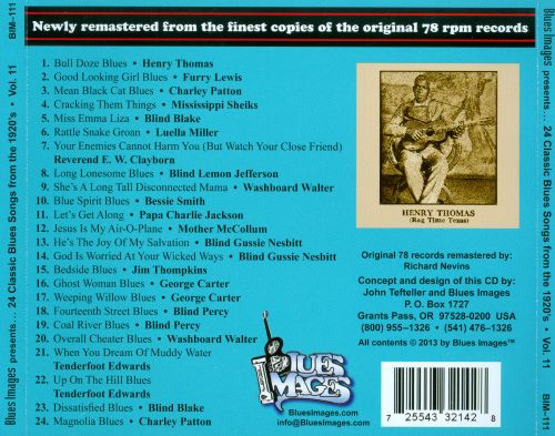 24 Classic Blues Songs From The 1920s, Vol. 2