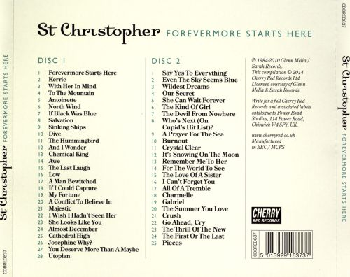 Forevermore Starts Here: Anthology 1984-2010