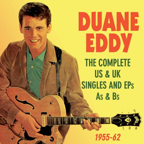 The Complete US & UK Singles and EPs As & Bs 1955-62