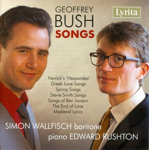 Geoffrey Bush: Songs
