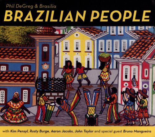 Brazilian People