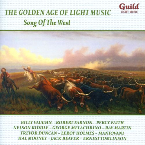 The  Golden Age of Light Music Song of the West