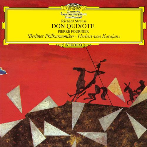 Richard Strauss: Don Quixote
