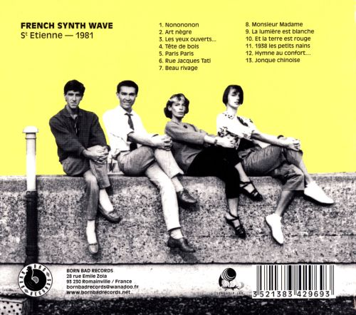 French Synth Wave: St Etienne - 1981