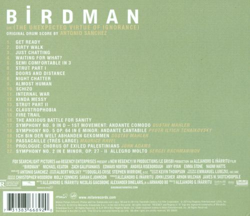 Birdman [Original Motion Picture Soundtrack]