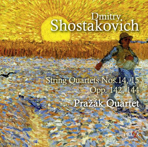 Dmitry Shostakovich: String Quartets Nos. 14 & 15; Two Pieces