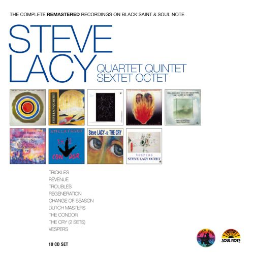 The Complete Remastered Recordings on Black Saint & Soul Note