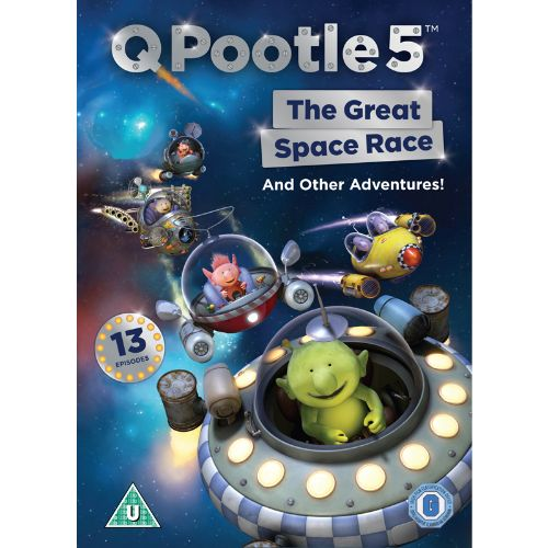 Q Pootle 5: The Great Space Race And Other Adventures! - Q