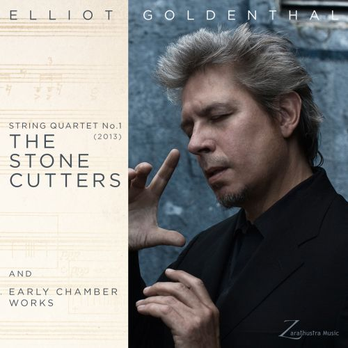 Elliot Goldenthal: String Quartet No. 1