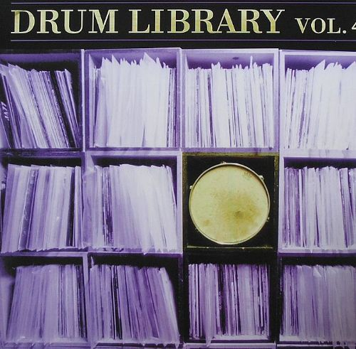 Drum Library, Vol. 4