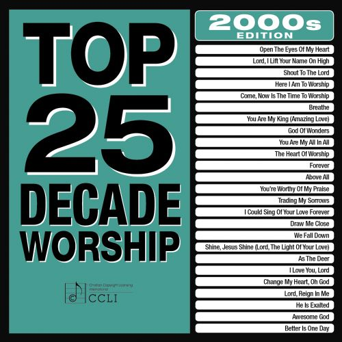 Top 25 Decade Worship 2000s