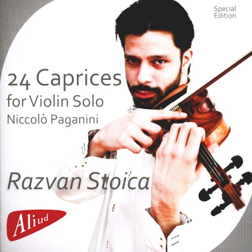 Paganini: 24 Caprices for Violin Solo