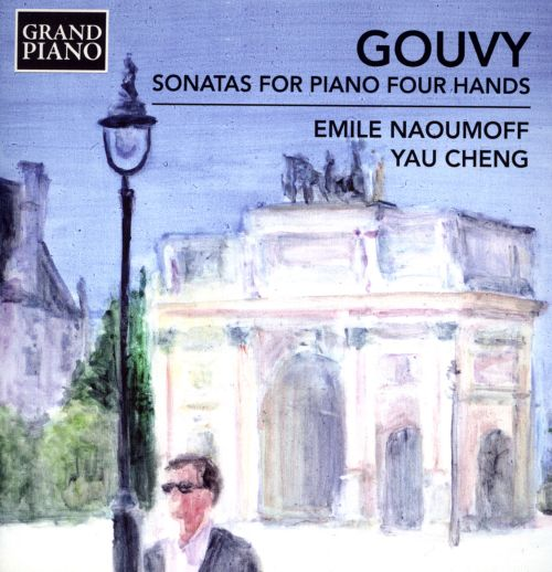Louis Théodore Gouvy: Sonatas for Piano Four Hands