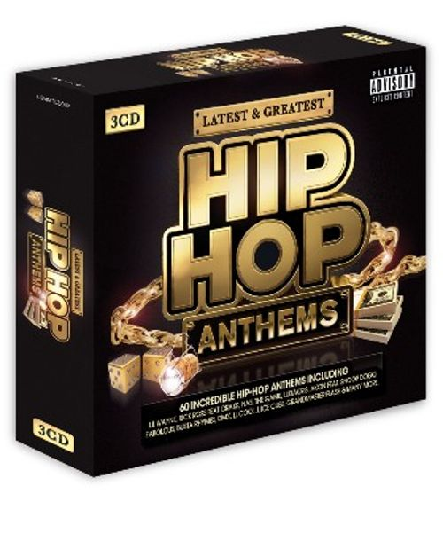 25 Hip Hop Song: Latest & Greatest: Hip-Hop Anthems