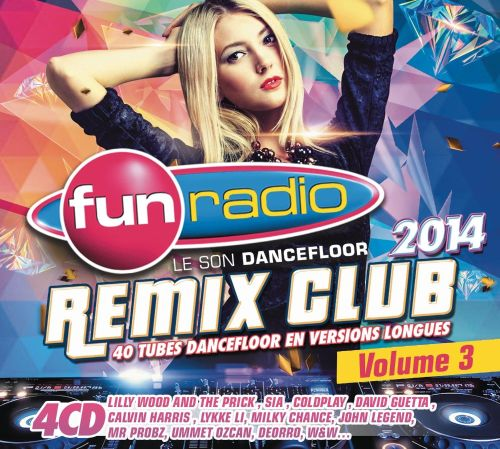 Fun Remix Club 2014, Vol. 3