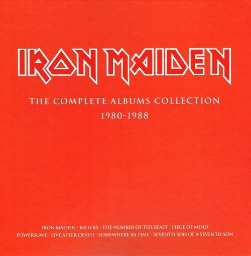 The Complete Albums Collection 1980-1988