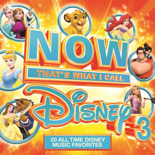 Now That's What I Call Disney, Vol. 3