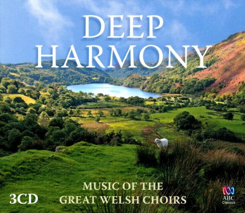 Three Welsh Folk Melodies, medley for male chorus