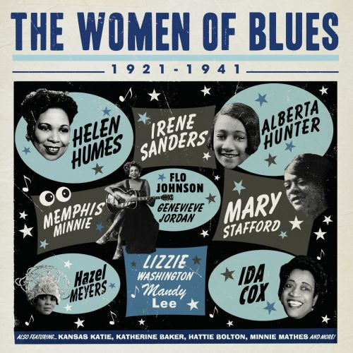 The Women of Blues: 1921-1941