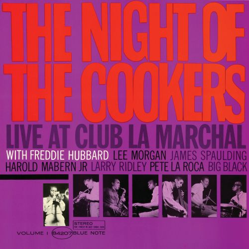 The Night of the Cookers: Live at Club la Marchal, Vol. 1