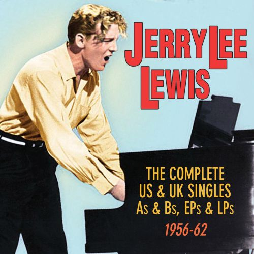 The Complete US & UK Singles As & Bs, EPs & LPs: 1956-62