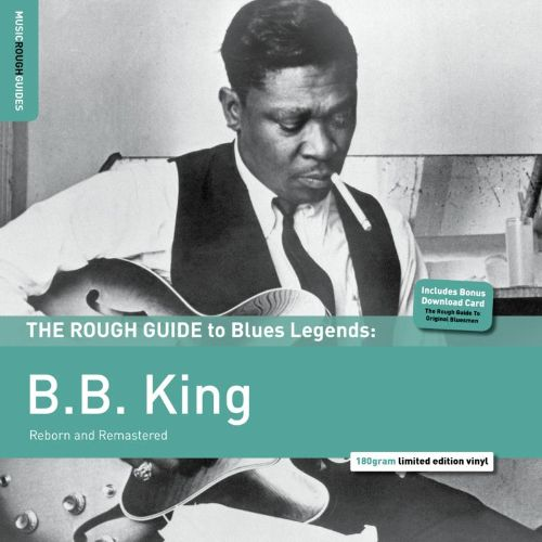 The  Rough Guide to Blues Legends: B.B. King