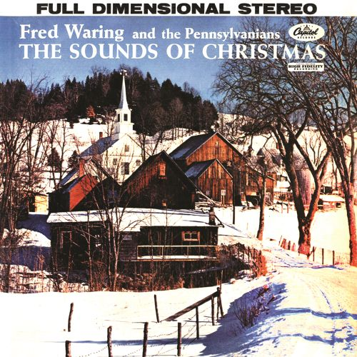The Sounds of Christmas - Fred Waring | Songs, Reviews, Credits ...