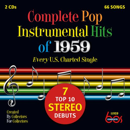 Complete Pop Instrumental Hits of 1959